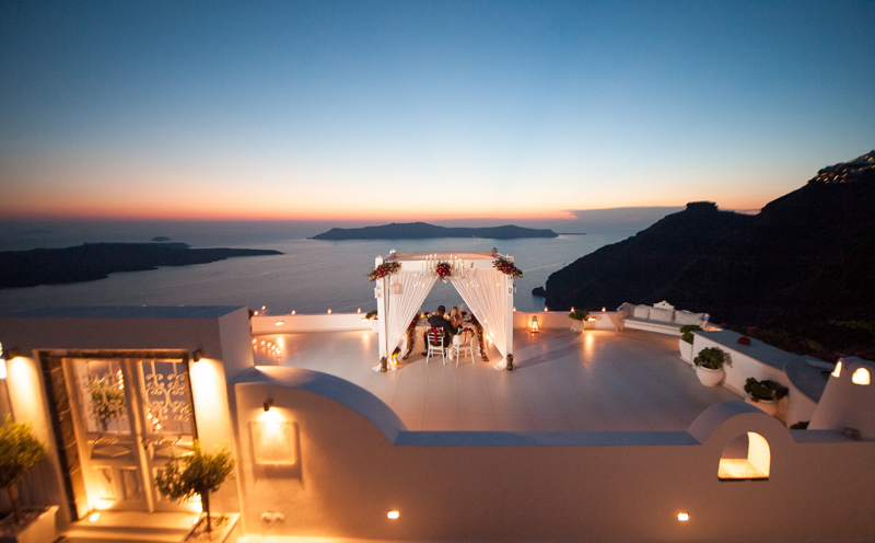 10 Best Places to Propose in Santorini