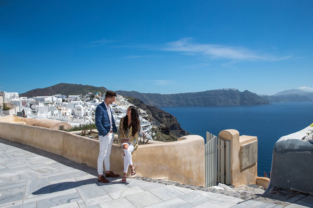 santorini photography